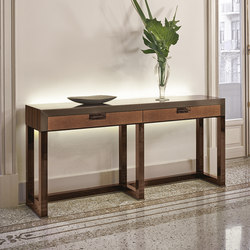 Orwell | Console tables | Longhi S.p.a.