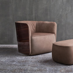 Softwing Armchair | Lounge chairs | Flou