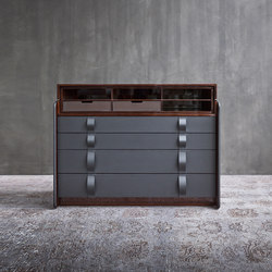 Gentleman Commode | Buffets | Flou