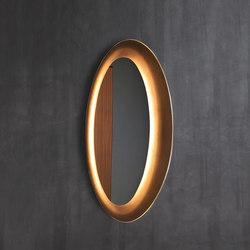 Saturno Wandspiegel | Mirrors | Flou