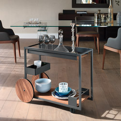 Brandy | Carrelli portavivande / carrelli bar | Cattelan Italia