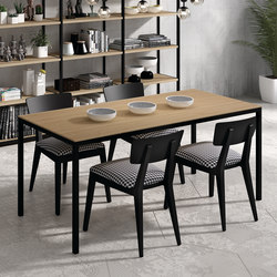 Slim | Dining tables | Sistema Midi