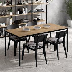 Slim | Tables de repas | Sistema Midi