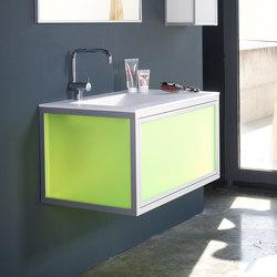 Midi Baño | Armarios lavabo | Sistema Midi
