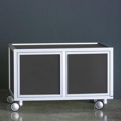 Midi Baño | Muebles con ruedas | Sistema Midi