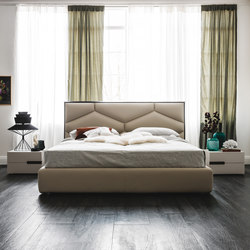 Edward | Double beds | Cattelan Italia
