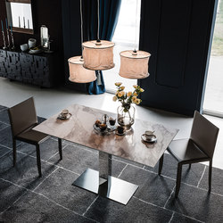 Elvis Keramik | Dining tables | Cattelan Italia