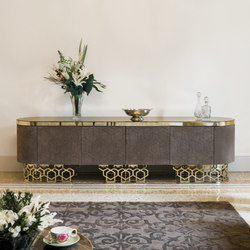 Vicky | Sideboards | Longhi S.p.a.
