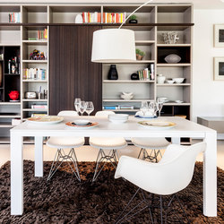 Simetria | Dining tables | Sistema Midi