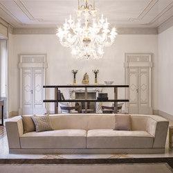 Welles | Lounge sofas | Longhi S.p.a.