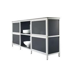 Ilusion Cabinet | Credenze | Sistema Midi