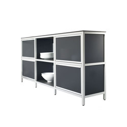 Ilusion Cabinet | Buffets / Commodes | Sistema Midi