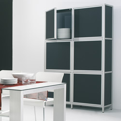 Ilusion Cabinet | Kitchen cabinets | Sistema Midi