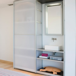 Ilusion Closet | Cabinets | Sistema Midi
