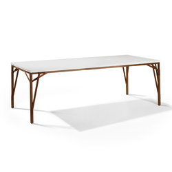 Allumette Table | Mesas comedor | Röthlisberger Kollektion