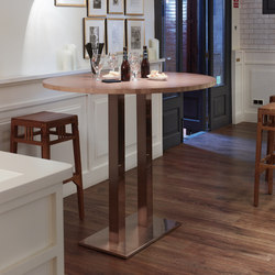Square | Bar tables | Sistema Midi