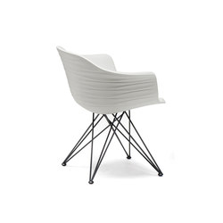 Indy | Visitors chairs / Side chairs | Cattelan Italia