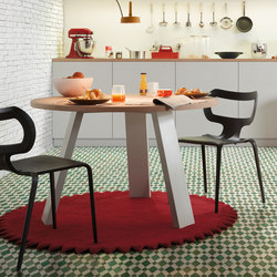 Midi Colors Table | Tables de repas | Sistema Midi
