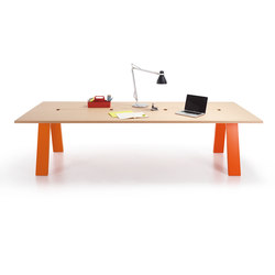 Midi Colors Table | Individual desks | Sistema Midi