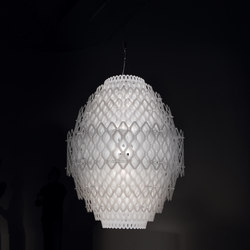 Charlotte suspension | General lighting | Slamp