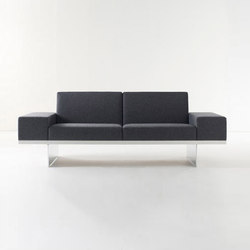 Blok | Waiting area benches | Davis Furniture