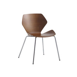 Gingko | Visitors chairs / Side chairs | Davis Furniture