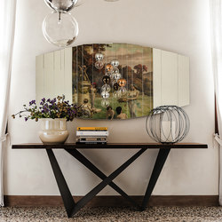 Westin | Tables consoles | Cattelan Italia