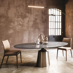 Yoda Keramik | Dining tables | Cattelan Italia