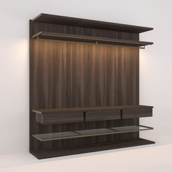 Antibes boiserie | Walk-in wardrobes | Boffi