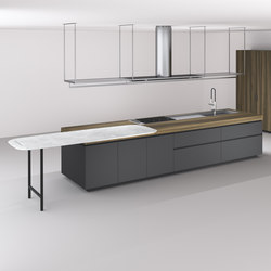 Boffi_Code Kitchen | Island kitchens | Boffi