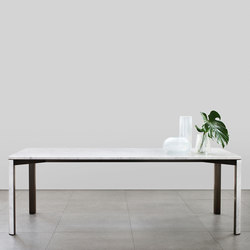 Gregorio Table | white | Dining tables | mg12