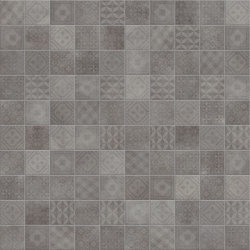Betonsquare Clay-Mud Decor | Ceramic tiles | TERRATINTA GROUP