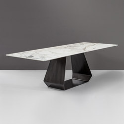 Amond Table | Dining tables | Bonaldo