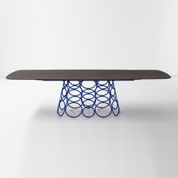 Hulahoop | Dining tables | Bonaldo