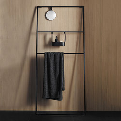 Coco | Towel rail rack | Towel rails | burgbad
