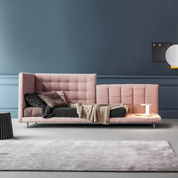 Alvar Bed | Single beds | Bonaldo