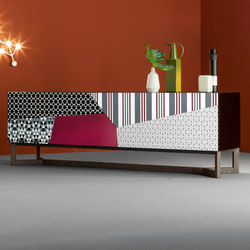 Doppler Sideboard low | Aparadores | Bonaldo