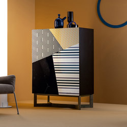 Doppler Sideboard high | Buffets | Bonaldo