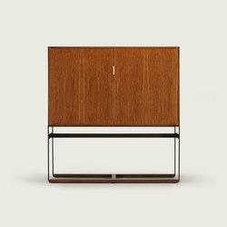 piedmont cabinet on stand | Armarios | Skram