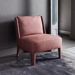 Cecile Small armchairs | Lounge chairs | Meridiani