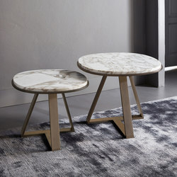 Shine | Judd Low tables | Mesas auxiliares | Meridiani