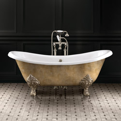 Lamé Bathtub | Free-standing baths | Devon&Devon