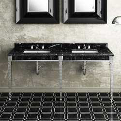 Double Claridge Console | Wash basins | Devon&Devon