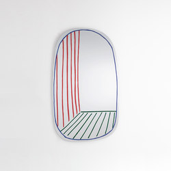 New Perspektive Mirror | Mirrors | Bonaldo