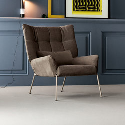 Nikos Ego | Lounge chairs | Bonaldo