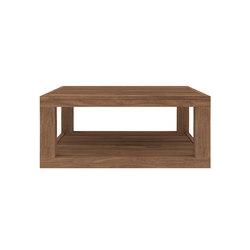 Teak Duplex coffee table | Tables basses | Ethnicraft