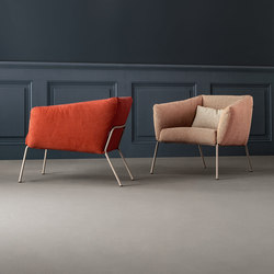 Nikos Low | Armchairs | Bonaldo