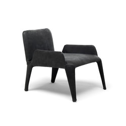 Nova armchair with armrests | Lounge chairs | Eponimo
