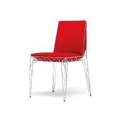 Nua chair | Restaurant chairs | Eponimo
