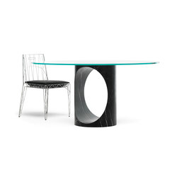 Roll table | Dining tables | Eponimo